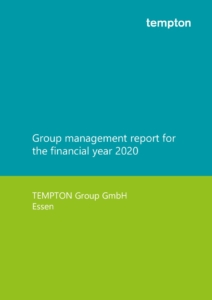 thumbnail of TEMPTON Group Management Report 2020